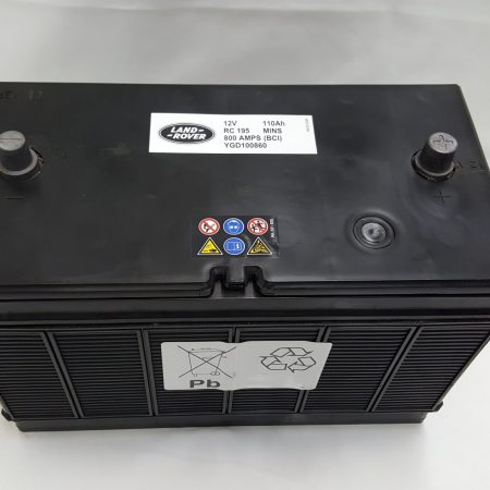 LR135238 Centre Post Heavy Duty Land Rover Battery