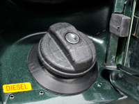 DA1227 DISCOVERY 2 LOCKING FUEL CAP