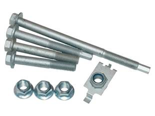 DA7206 DISCOVERY 3 4 REAR LOWER SUSPENSION ARM BOLT KIT