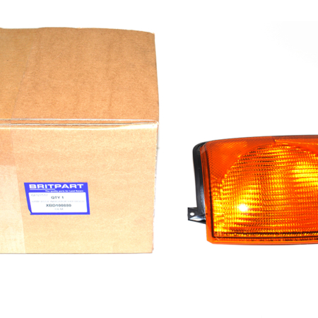 XBD100880 LAND ROVER DISCOVERY 2 LH FRONT INDICATOR LAMP