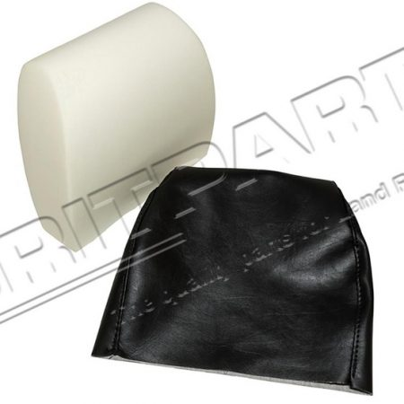 DA5685 DEFENDER HEADREST RE-TRIM KIT UP TO 2007 BLACK